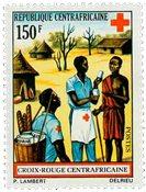 République Centrafricaine - YT 166 - Neuf