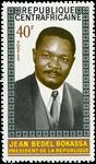 Centralafrika - YT 133 - Postfrisk