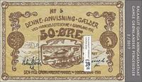 Grønland - Gamle pengesedler - Postfrisk miniark