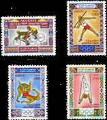Algérie - Année 1972 neuve incomplète