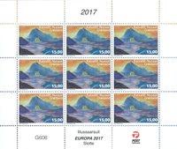 Groenland - Châteaux - Feuillet neuf 135 DKK