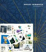 Danmark - Stemplet årsmappe 2011