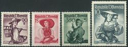 Autriche - 1949-51