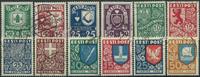 Estland - 1937-40