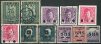 Yougoslavie - Collection 1918-45