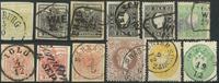 Autriche - Collection 1850-67