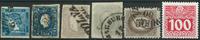 Østrig samling 1851-1934