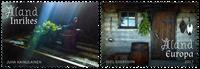 Åland - Saunatradition - Postfrisk sæt 2v