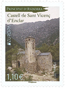 France - Europa'17 - Mint stamp
