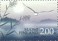 Finland - Tankernes vinger - Postfrisk frimærke