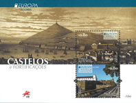 Azorerne - Europa 2017 - Postfrisk miniark