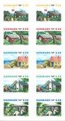 Danemark - Maisons de vacances - Carnet neuf