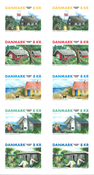 Denmark - Holiday houses - Mint booklet