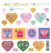 Netherlands - For special moments - Mint sheetlet