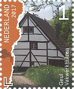Netherlands - Beautiful Netherlands, Geulle - Mint stamp
