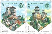 Saint-Marin - Europa 2017 - Série neuve 2v