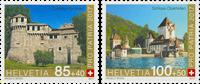 Switzerland - Pro Patria 2017 - Mint set 2v