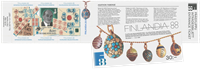 Finland - Faberge with overprint Finlandia 2017 - Mint booklet, only 6000 copies issued