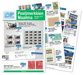 Postimerkkien Maailma - LPG174