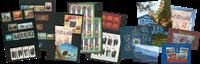 Rusland 2016 - Postfrisk - 2. del - 4. kvartal - med abonnement - Ikke specificeret