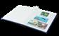 Classeur Leuchtturm BASIC - Rouge - A4 - 16 pages blanches - couverture non ouatinée