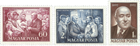 Ungarn AFA 1195-97 - Postfrisk