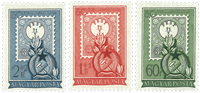 Hungary - AFA no. 1179-81 *
