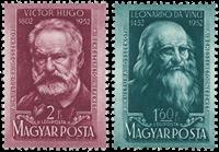 Unkari - AFA 1225-26 *