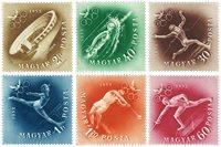Hongrie - Timbres neufs - AFA 1219-24
