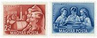 Hongrie - Timbres neufs - AFA 1246-47