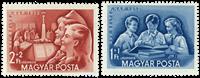 Ungarn AFA 1246-47 - Postfrisk