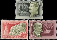 Ungarn AFA 1248-50 - Postfrisk