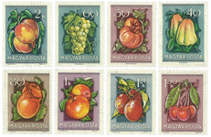 Ungarn AFA 1362-69 - Postfrisk