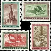 Ungarn AFA 1392-95 - Postfrisk