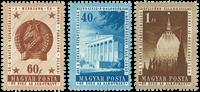Ungarn AFA 1359-61 - Postfrisk