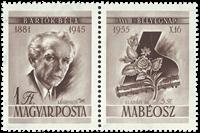 Ungarn AFA 1420v - Postfrisk