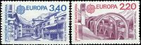 Fransk Andorra -  YT 358-59