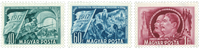 Hungary - AFA no. 1182-84 *