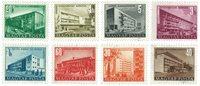 Hongrie - Timbres neufs - AFA 1145-52