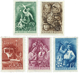 Ungarn afa 1140-44 *