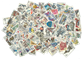Tjekkoslovakiet 245 frimærker.