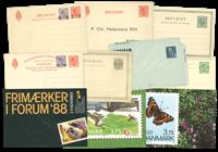 Denmark - Postal stationery