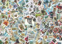 Isle of Man - 500 different stamps
