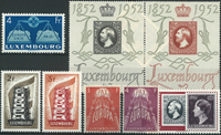 Luxembourg Collections 1945-70