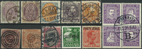 Danemark Collections 1852-1940