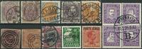 Denmark Collection 1852-1940