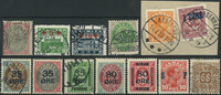 Danemark Collections 1854-1940