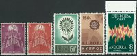 Europa-Union Collections 1956-90