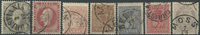 Norge samling 1856-1905