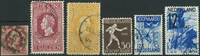 Pays-Bas Collections 1852-2001